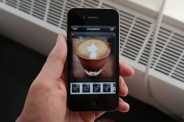 Google Takes on Instagram and Facebook by Acquiring Top iOS Photo App Snapseed