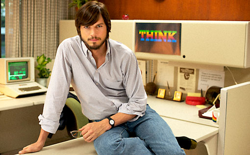 First Video Clip of Ashton Kutcher as Steve Jobs