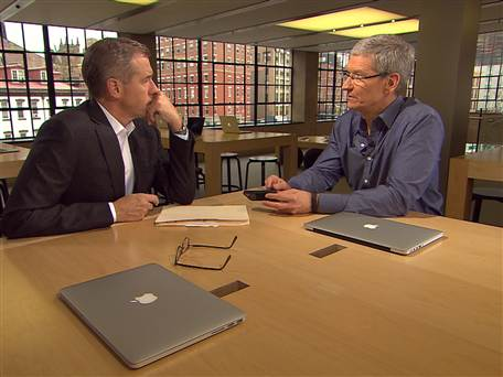 Apple CEO Tim Cook Announces Plans to Manufacture Mac Computers in USA