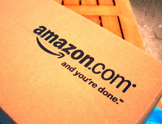 Amazon Q4 Sales Up 22 Percent to @21.3B, Net Income Down 45 Percent to $97M