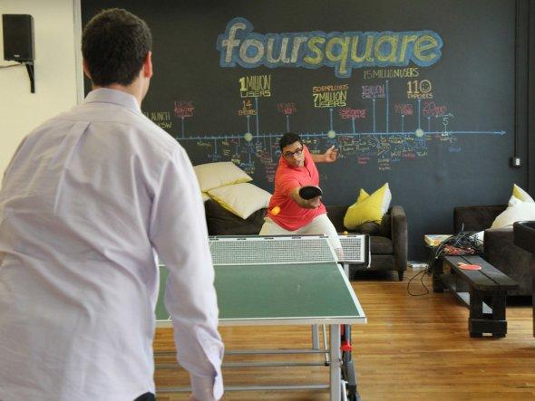 Foursquare Office