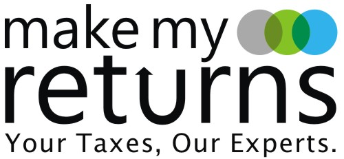 MakeMyReturns - Logo