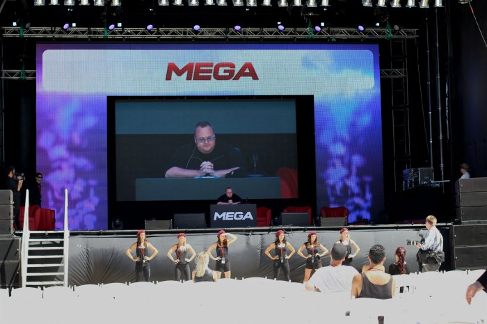Kim Dotcom Is Back Talking About The Launch of Mega and the Future of Free Content