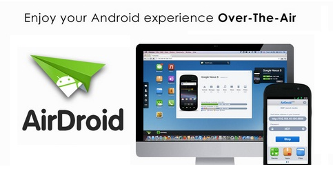 AirDroid - The One App To Get Rid of All Those Cables