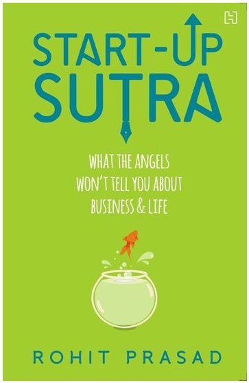 Startup Sutra Cover