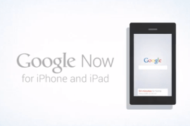 Google Now for iOS - Now or Later?