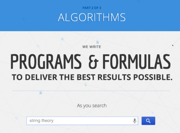 """Google Releases Interactive Infographic: """"How Search Works"""""""