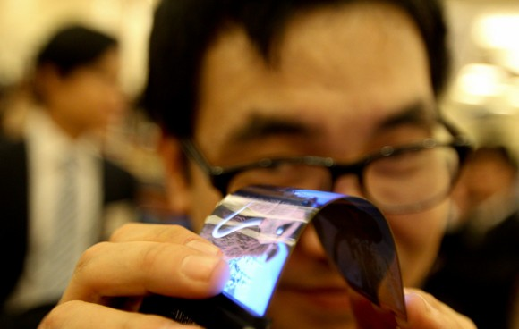 Bendable Smartphones Coming Soon