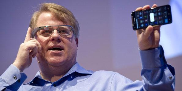 Robert Scoble Google Glass
