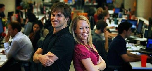 Kevin and Julia Hartz-Eventbrite