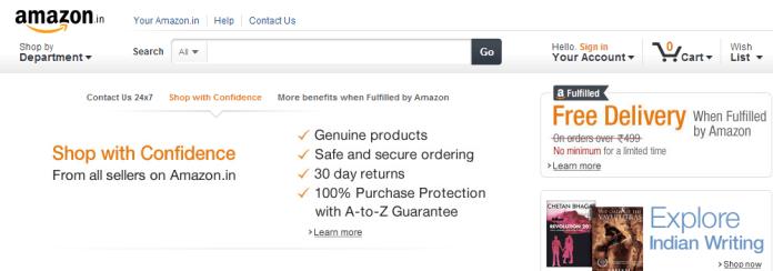 Amazon_India_Website