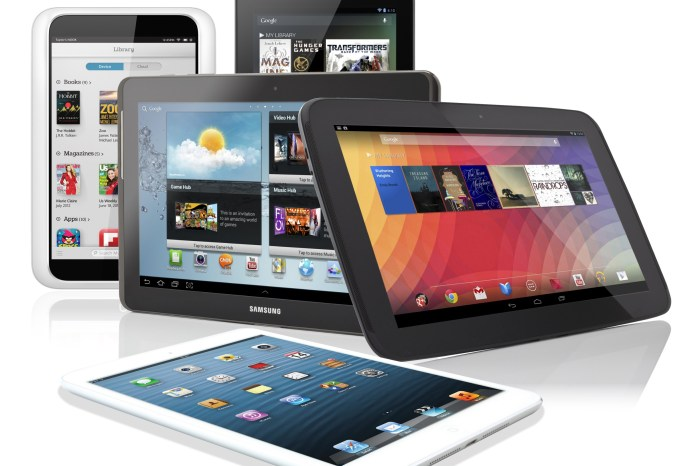 The Evolution of the Tablet