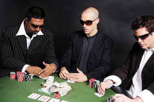 Bluff-Poker