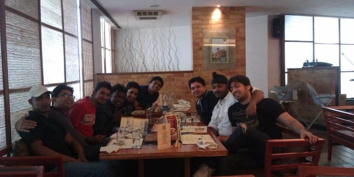 Team FindYogi