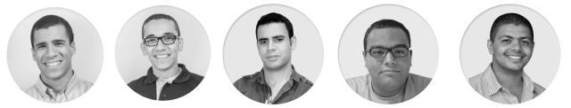 Omar, Moataz, Hashem, Jack, Zyad - Team InstaBug