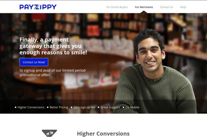 Flipkart's Online payment Solution PayZippy.com Launched