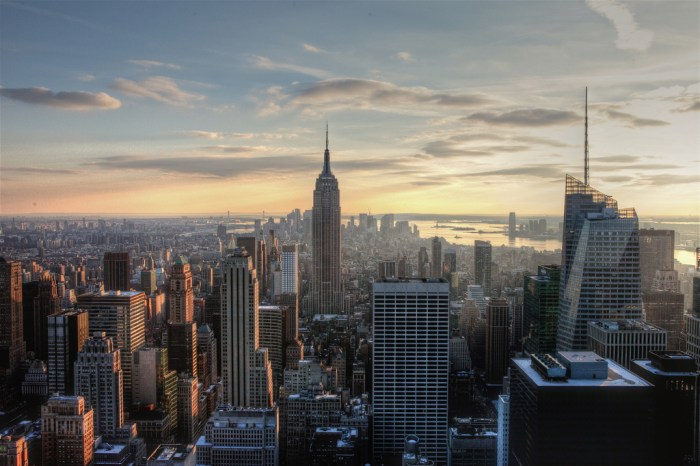 The Investors and Acquirers In New York City