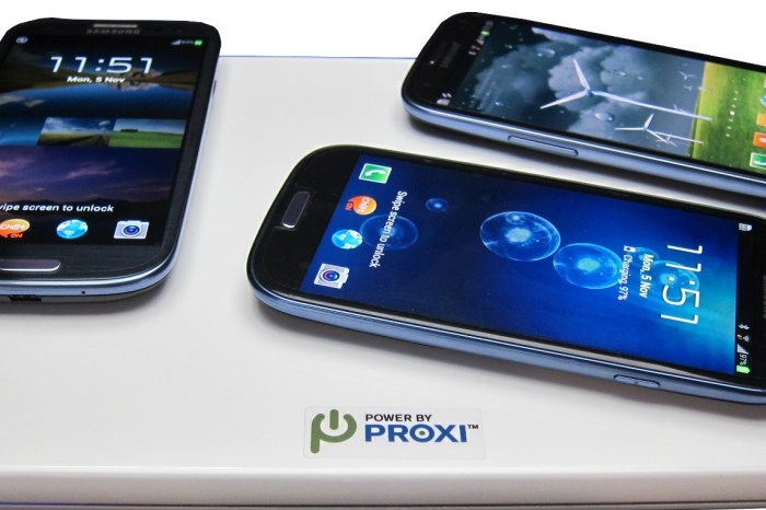 PowerByProxi Charges your Phone Wirelessly and Samsung Invested $4 Million in it
