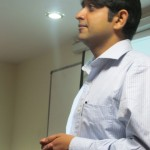 Vijaykant Nadadur, Founder & CEO Tationem
