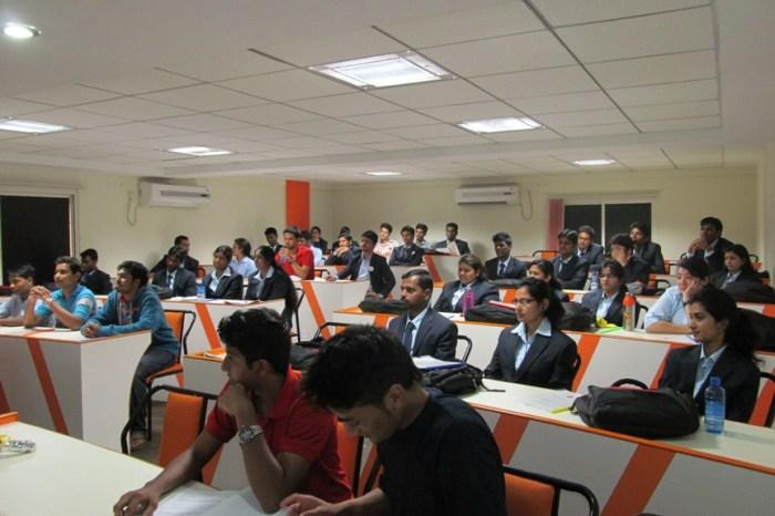 TheTechPanda organizes Boost Your B-Plans session at GICE B-School Bangalore