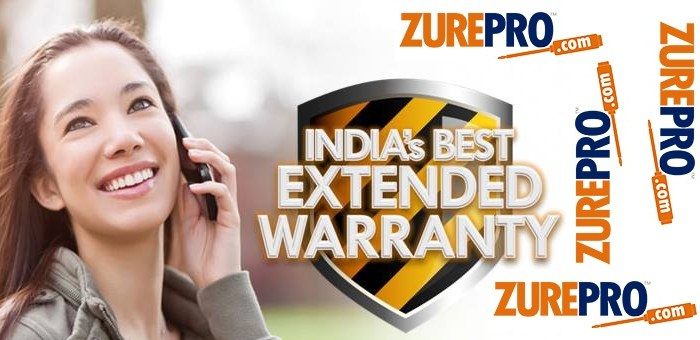 Extended Warranty for Your Gadgets Just A Click Away | ZurePro.com
