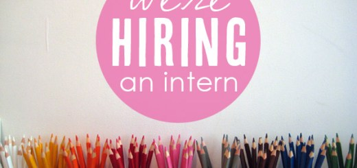 Hiring an Intern