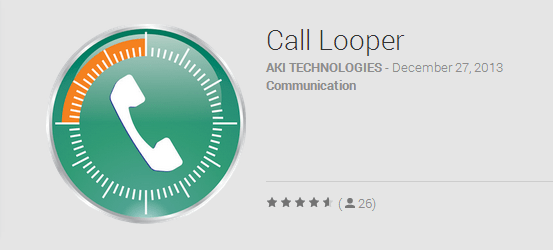 Schedule your important calls with Call Looper