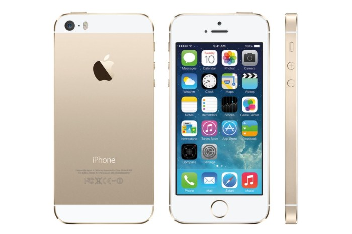 The iPhone 5S Is Deservedly Outselling The iPhone 5C in India