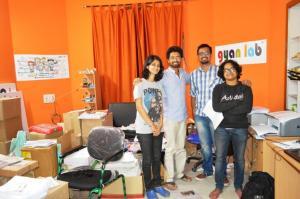 Gyan Lab HQ Team