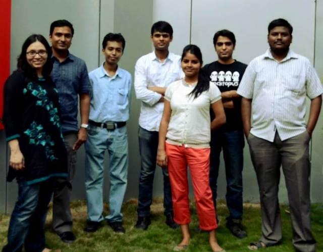 RomLion Team Pic