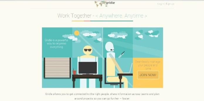 gridle homepage