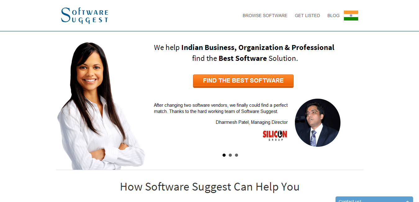 SS Homepage