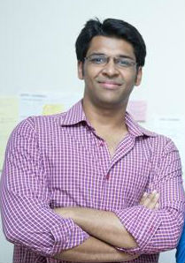 Sachin Gupta, CEO HackerEarth