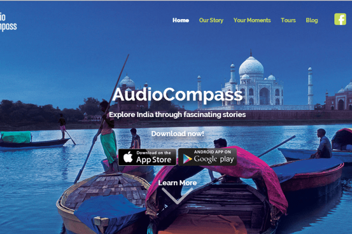 MIT Sloan Alumni Gautam's AudioCompass turns your Phone into a Personal Tour Guide