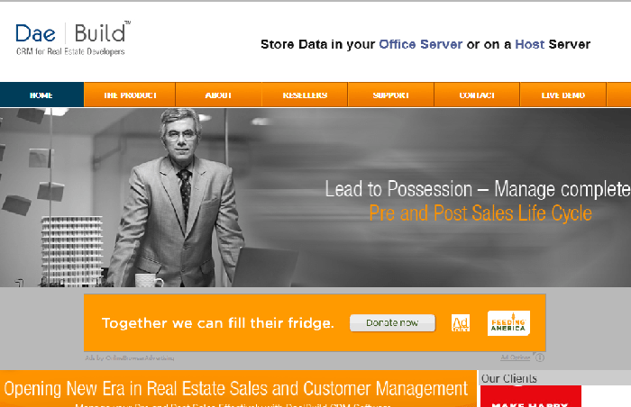 DaeBuild CRM - a Complete Tool for Real Estate Developers