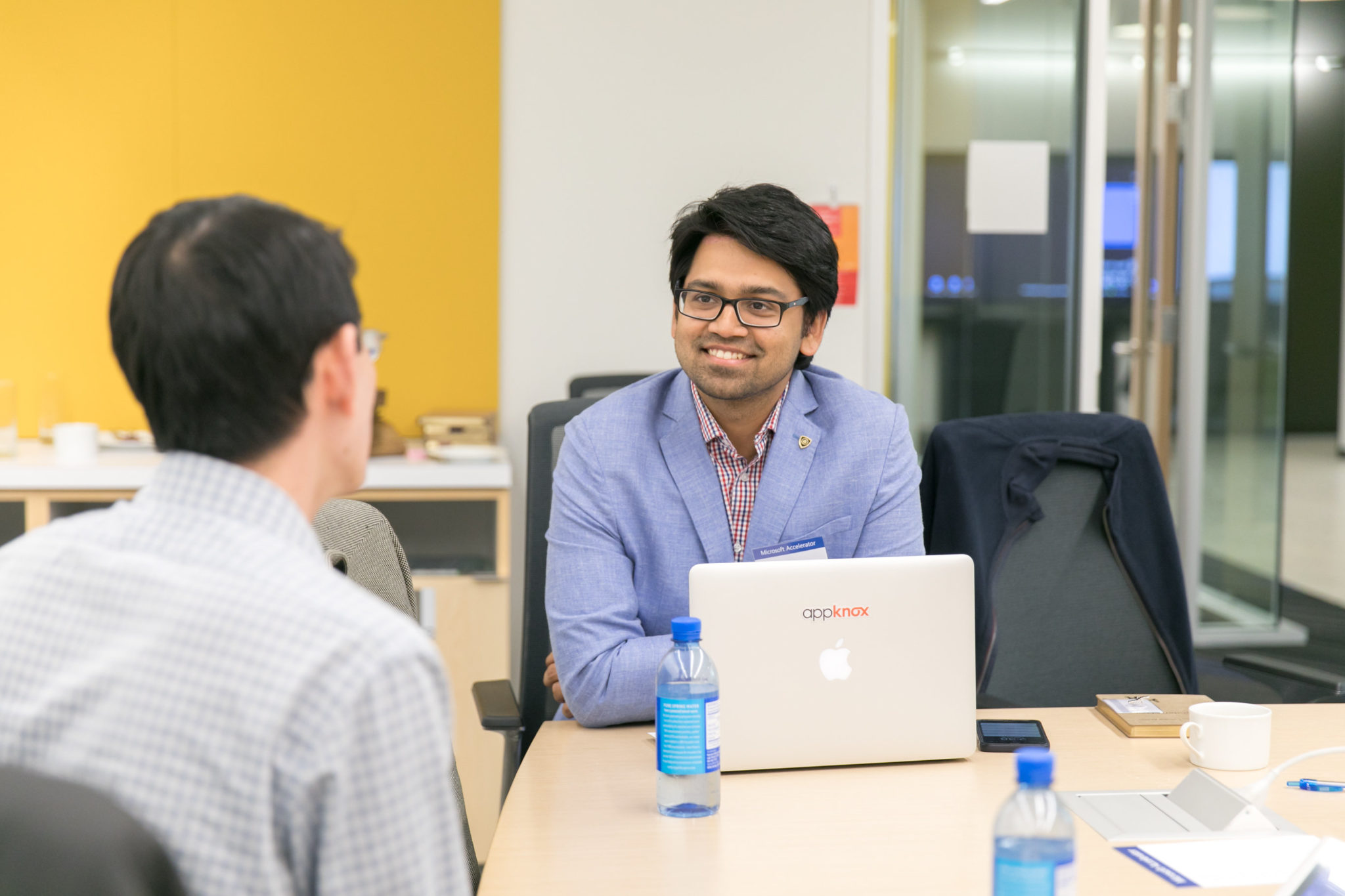 The Tech Panda founder Prateek Panda