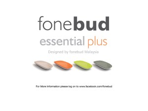 fonebud essential plus