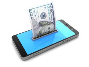 Turn your Smart Phone into your personal Cash Machine.