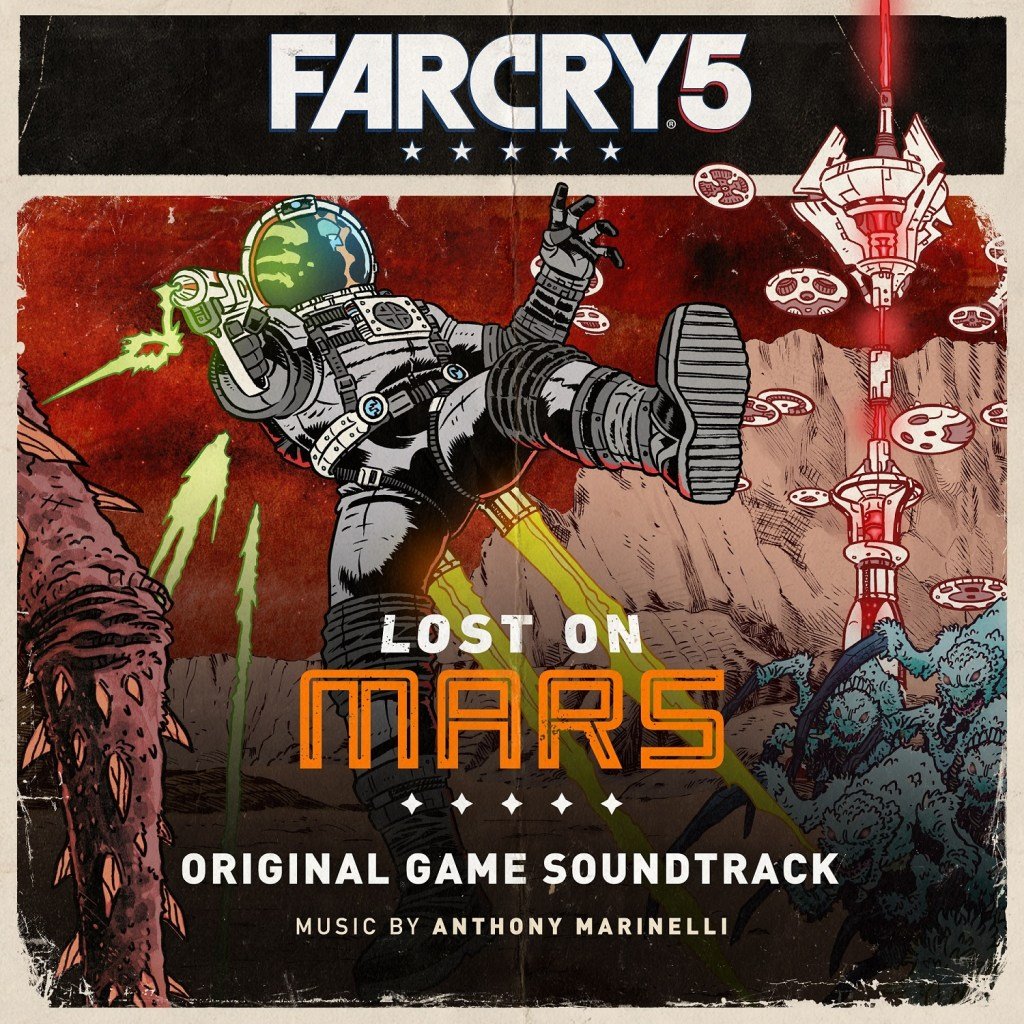 Far Cry 5: Lost on Mars let's you partner up with your buddy's head