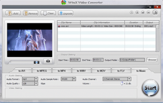 Video Compression Software winx