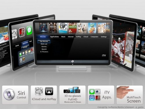 According Sources, Apple Is Set To Launch Three iTV Models