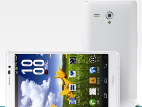LG Electronics and Pantech Set to Introduce Full-HD Flagship Smartphones in February 2013