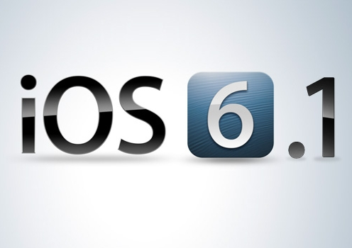 Apple's iOS 6.1 Is Now Available To Download