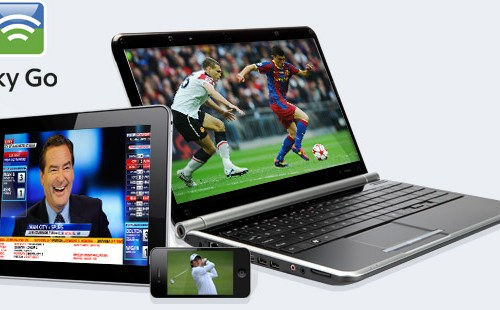 Sky Go Has Now Been Updated With iPhone 5 Optimisation and New Download Feature