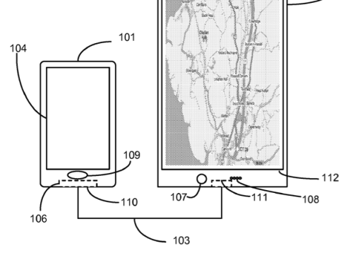(US 8,386,677) Communicating Location Information between a Portable Device and an Accessory and other Patents Granted to Apple