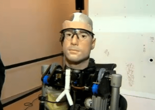 BBC: 'Bionic man' Surprises Roboticists