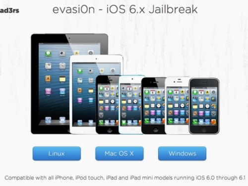 Evasi0n Updated to 1.2, Brings Bugfixes and New Features