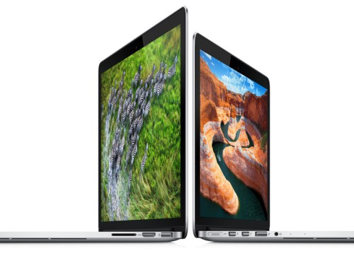 Apple: 13-inch MacBook Pro with Retina Display Now Starts at $1,499 for 128GB of Flash