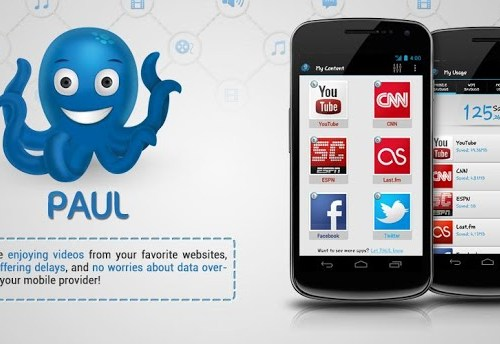 Paul – The Amazing Online Media Aggregator for Android