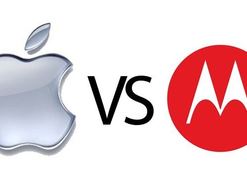 Motorola Agrees to License Patents to Apple